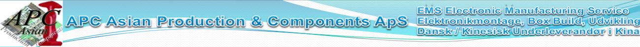 Elektronikmontage, EMS Electronic Manufactoring Services
